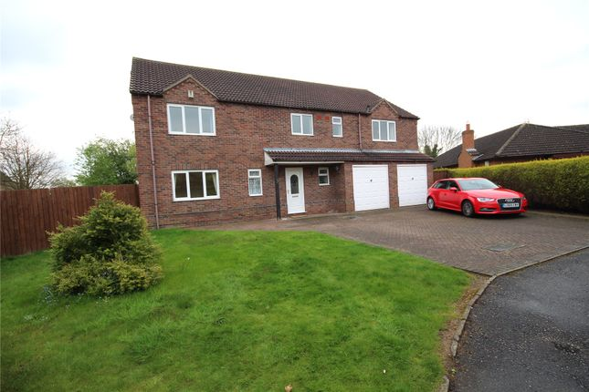Thumbnail Detached house to rent in Manor Close, Eagle