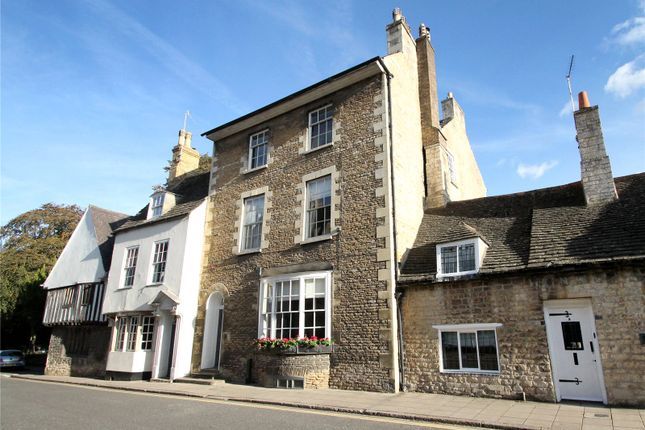 Thumbnail Detached house for sale in St. Peters Street, Stamford, Lincolnshire