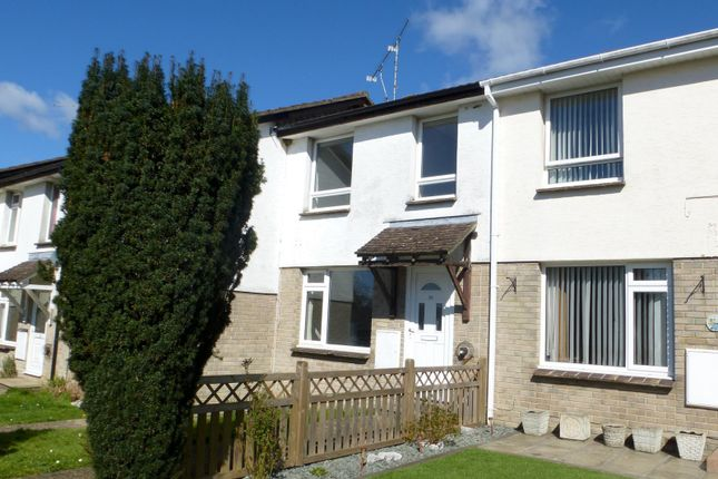 Thumbnail Terraced house to rent in The Mount, Poulner, Ringwood