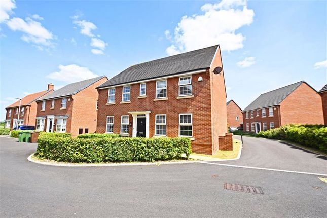 Thumbnail Detached house for sale in Olive Close, Longford, Gloucester