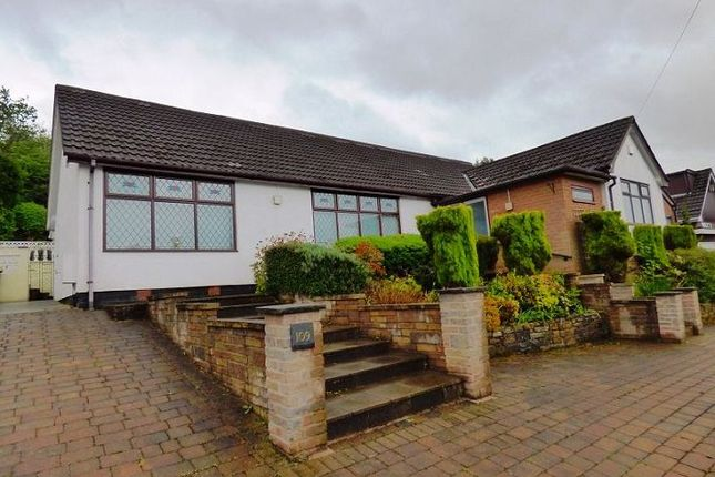 Thumbnail Detached bungalow for sale in Broadbottom Road, Mottram, Hyde
