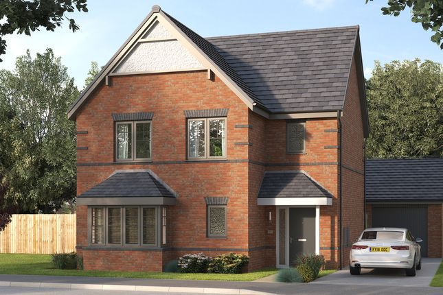 """4 bed detached house for sale in """"The Meadowbrook"""" at Pilley Green, Tankersley, Barnsley S75"""