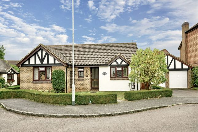 Thumbnail Detached bungalow for sale in Gamlingay, Sandy, Cambridgeshire