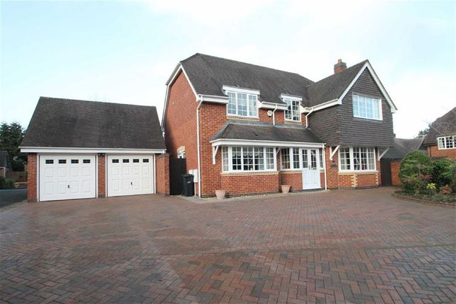 Thumbnail Detached house for sale in Hodgetts Drive, Hayley Green Halesowen