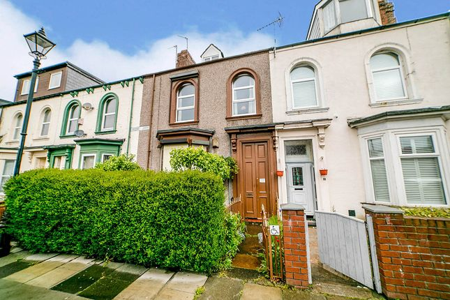 Thumbnail Terraced house for sale in Cresswell Terrace, Sunderland, Tyne And Wear