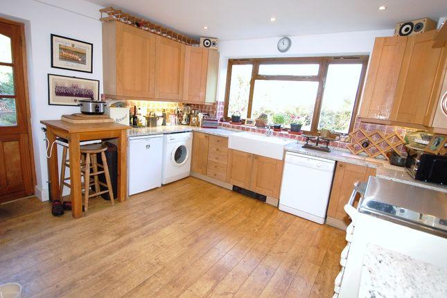 Kitchen of Higgs Lane, Bagshot GU19