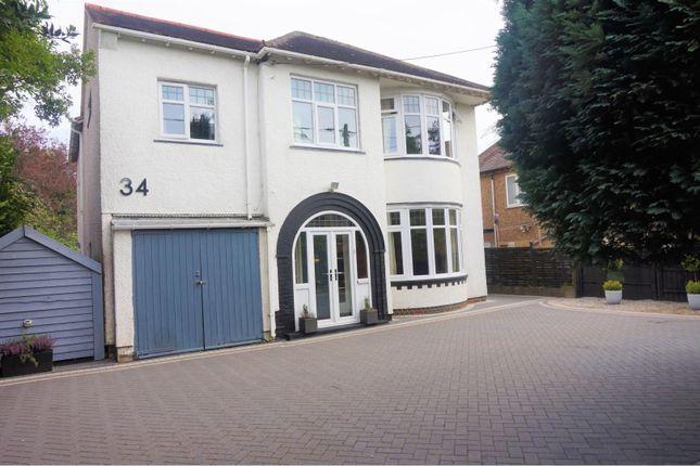 Thumbnail Detached house for sale in Booth Lane South, Northampton