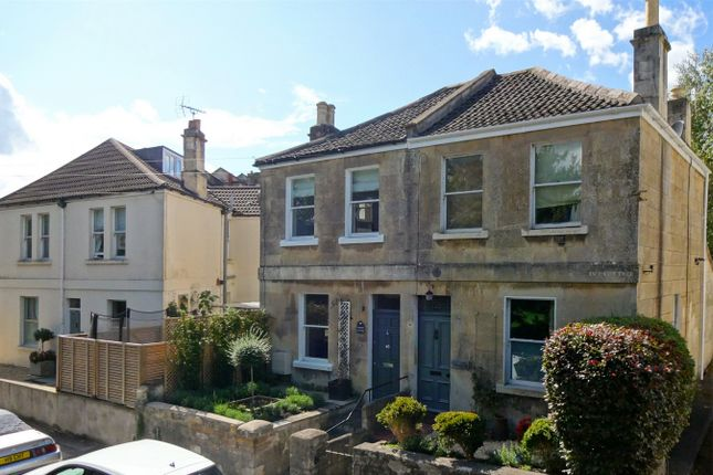 2 bedroom semi-detached house for sale in Verbena Cottage, St Saviours Road, Bath