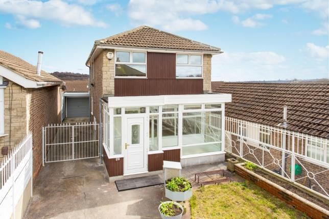 Thumbnail Detached house for sale in Woodhall Drive, Leeds, West Yorkshire