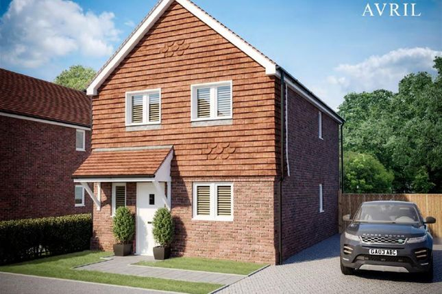 Thumbnail Semi-detached house for sale in The Laurels, Littlebourne, Canterbury