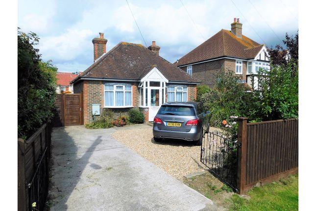 Thumbnail Detached bungalow for sale in Summerfields Avenue, Hailsham