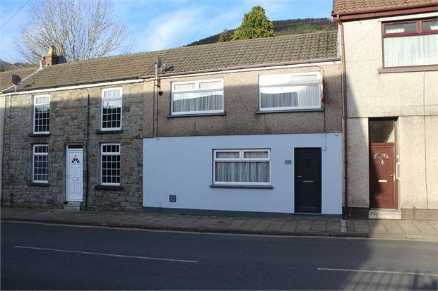 Thumbnail Terraced house for sale in Llewellyn Street, Pentre