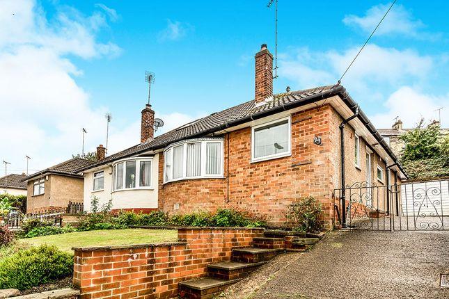 Thumbnail Bungalow to rent in Mount Gardens, Cleckheaton