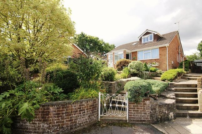 Thumbnail Bungalow for sale in Laurel Close, Hythe, Southampton