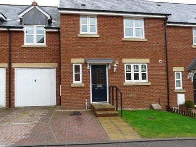 Thumbnail Semi-detached house to rent in Suter Drive, Tiverton