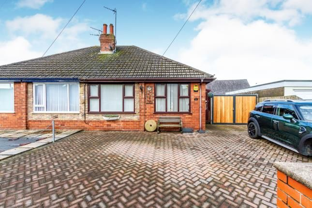 2 bed bungalow for sale in Trunnah Gardens, Thornton-Cleveleys