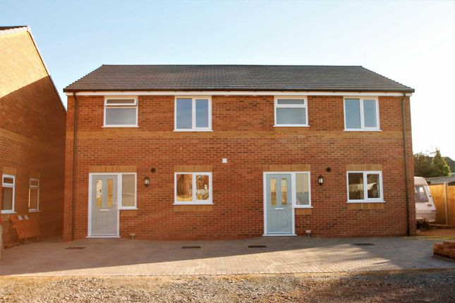 Thumbnail Semi-detached house for sale in Northampton Road, Rushden