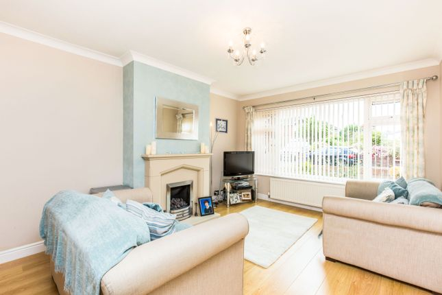 3 bed link-detached house for sale in Osterley Close, Botley, Southampton