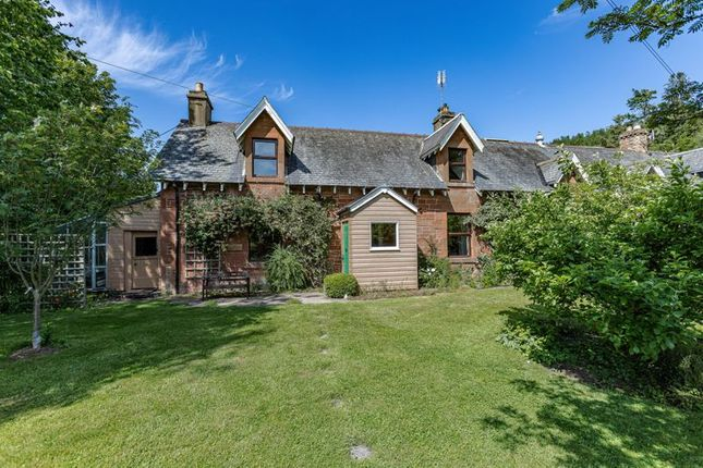 Thumbnail Semi-detached house for sale in Leader Cottage, Carolside, Earlston