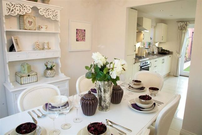 Thumbnail Terraced house for sale in The Ellis, Millbrook Park, Henry Darlot Drive, Mill Hill