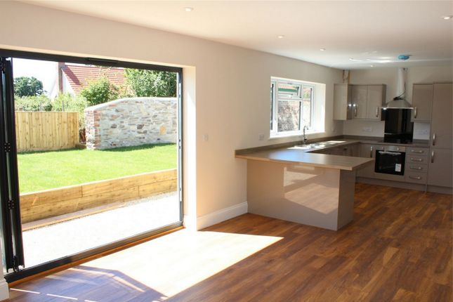 Thumbnail Detached bungalow for sale in Bushy Cross Lane, Ruishton, Taunton, Somerset