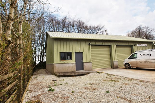 Thumbnail Light industrial to let in Grange Hill Industrial Estate, Barnstaple
