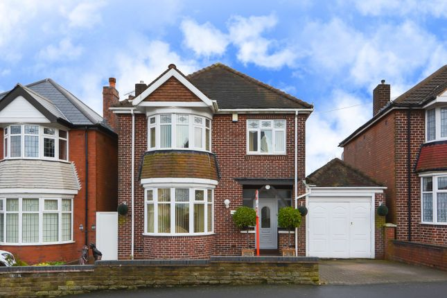Thumbnail Detached house for sale in Pitcairn Road, Bearwood