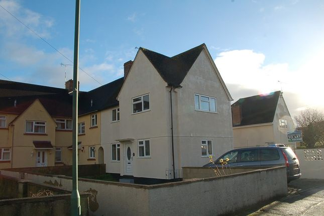Thumbnail End terrace house to rent in Parkland Square, Cirencester