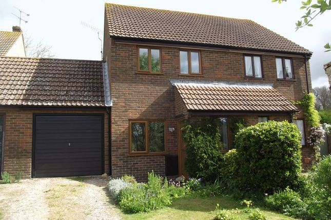 Thumbnail Semi-detached house for sale in Coombes Close, Litton Cheney, Dorchester
