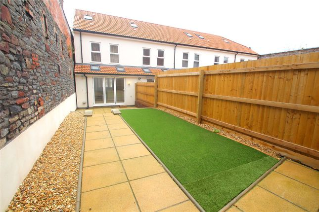 Thumbnail End terrace house to rent in Dartmouth Mews, Bedminster, Bristol