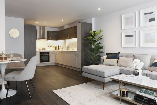 Thumbnail Flat to rent in Chatham Street, Leicester Town Centre, Leicester