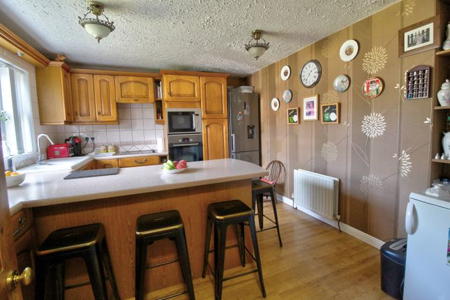 Kitchen of Mendip Close, Dudley DY3