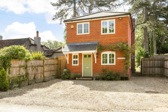 Thumbnail Detached house to rent in Woodside Road, Winkfield, Windsor