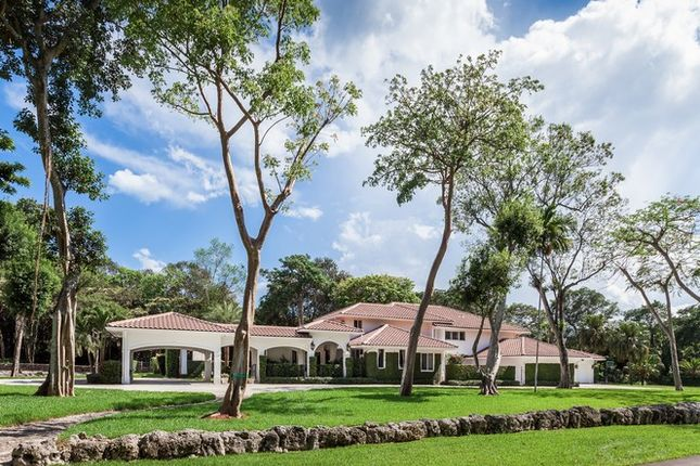 Thumbnail Property for sale in 5000 Hammock Park Dr, Coral Gables, Florida, United States Of America