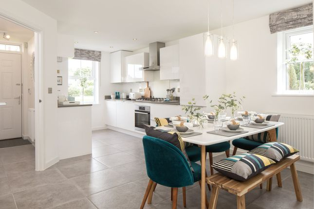 "Thumbnail End terrace house for sale in ""Ashurst"" at Wookey Hole Road, Wells"