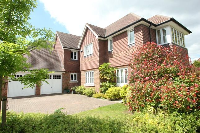 Thumbnail Detached house for sale in Benhall Mill Place, Benhall Mill Road, Tunbridge Wells, Kent