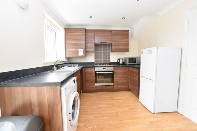 Thumbnail Semi-detached house to rent in Barnacle Place, Newcastle, Staffordshire