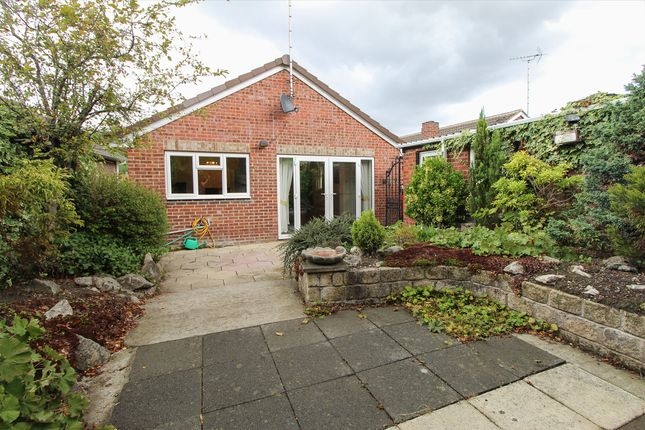 Thumbnail Detached bungalow for sale in Main Road, Renishaw, Sheffield