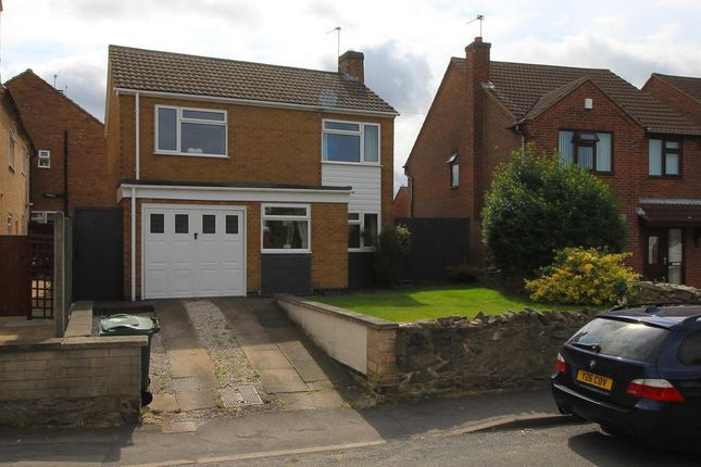 3 bed detached house to rent in Forest Street, Shepshed LE12
