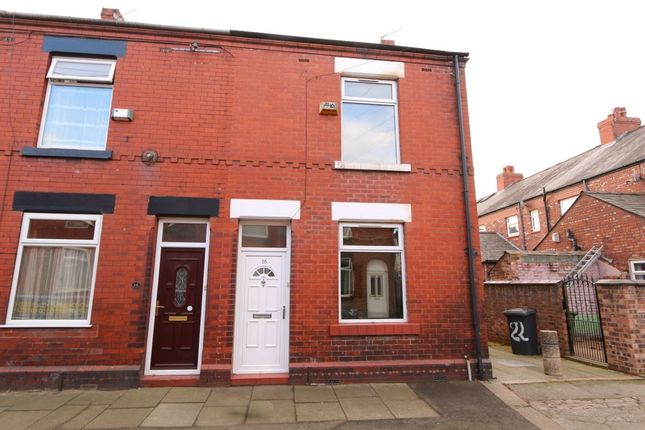 Thumbnail Terraced house to rent in Pearl Street, Denton, Manchester
