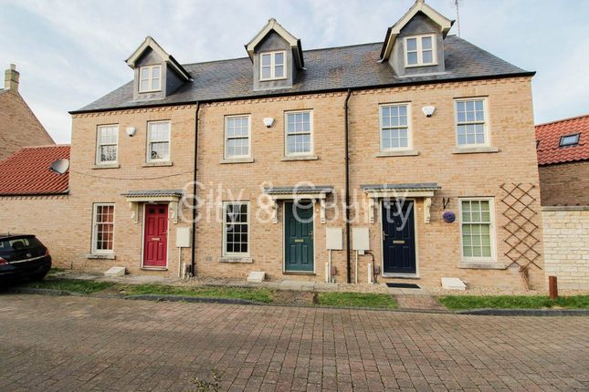 Thumbnail Property to rent in Strawberry Avenue, Bretton, Peterborough