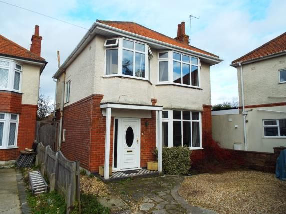 Thumbnail Detached house for sale in Hill View, Bournemouth, Dorset