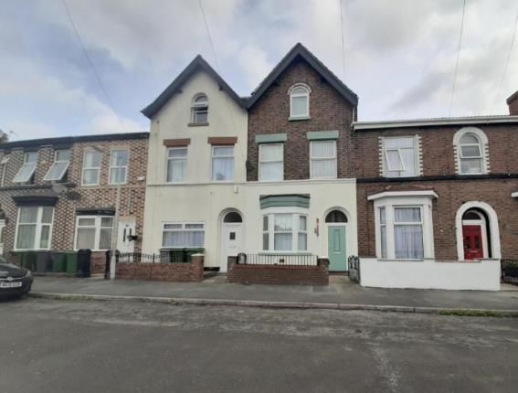 Thumbnail Terraced house for sale in Brownlow Road, Wirral, Merseyside