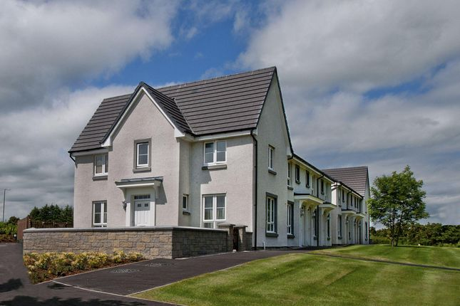 "Thumbnail End terrace house for sale in ""Dunrobin"" at Mugiemoss Road, Bucksburn, Aberdeen"