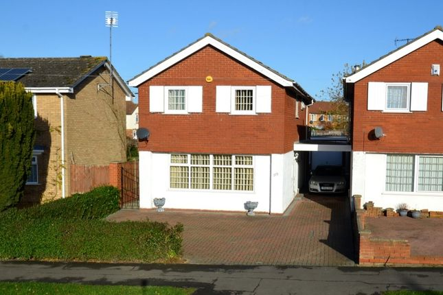Thumbnail Detached house for sale in Deeble Road, Kettering