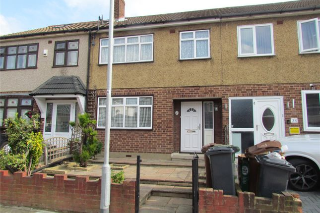 Thumbnail Terraced house to rent in Albany Road, Chadwell Heath, Romford, Essex