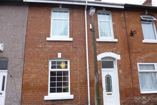 Thumbnail Shared accommodation to rent in Maughan Street, Blyth