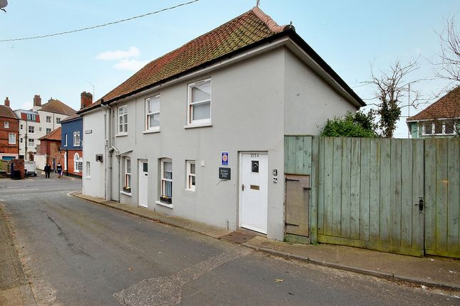 Thumbnail Cottage for sale in High Street, Aldeburgh