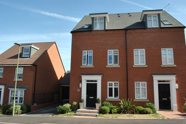 Thumbnail Semi-detached house to rent in The Squirrels, Whitchurch, Shropshire
