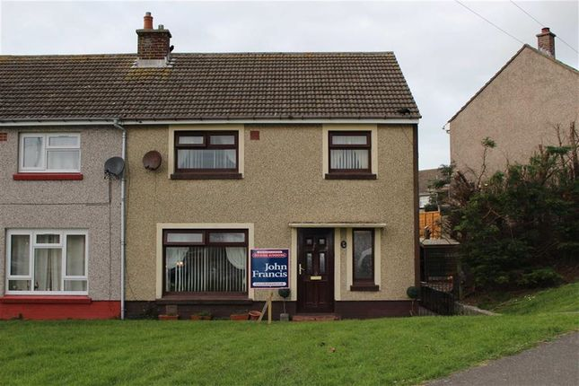 Thumbnail Semi-detached house for sale in John Lewis Street, Hakin, Milford Haven